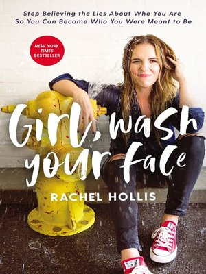 cover image of Girl, Wash Your Face